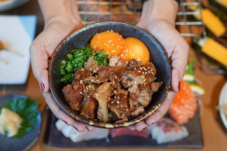 Grilled Pork Don