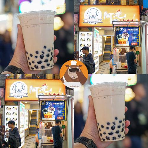 Milk Tea ไต้หวัน