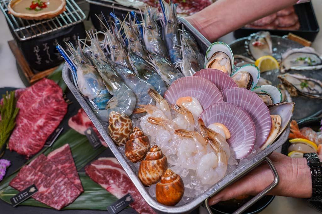 อาหารทะเล Tora