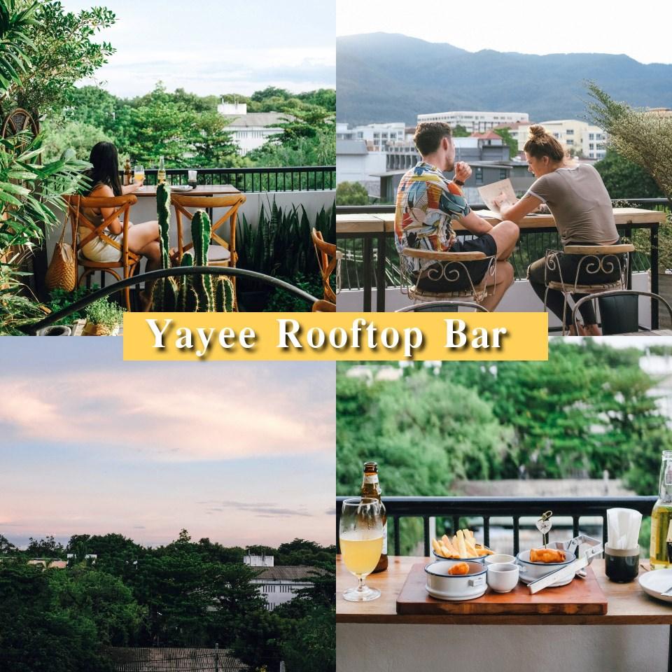 Yayee Rooftop Bar