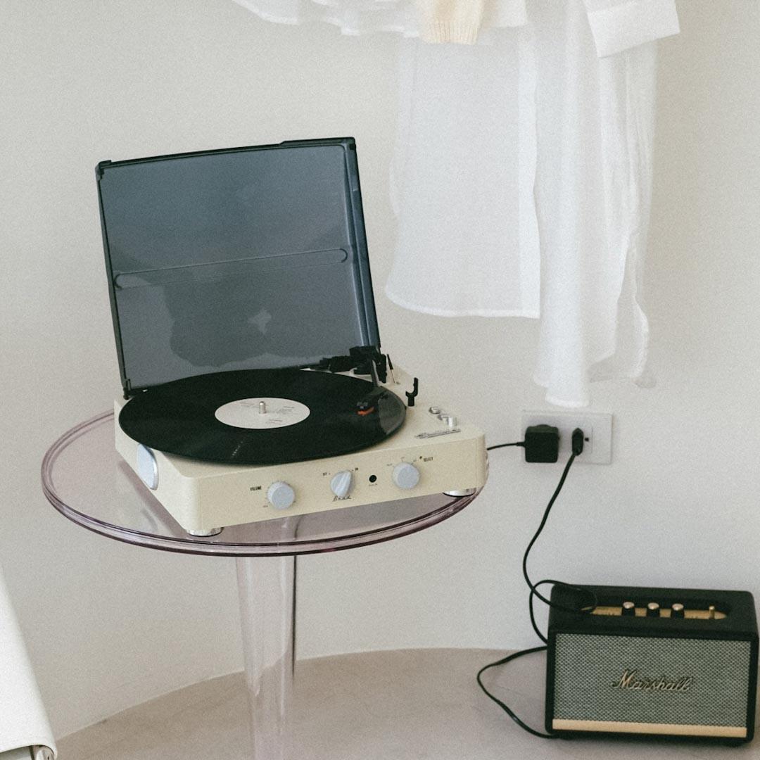 phonograph disk