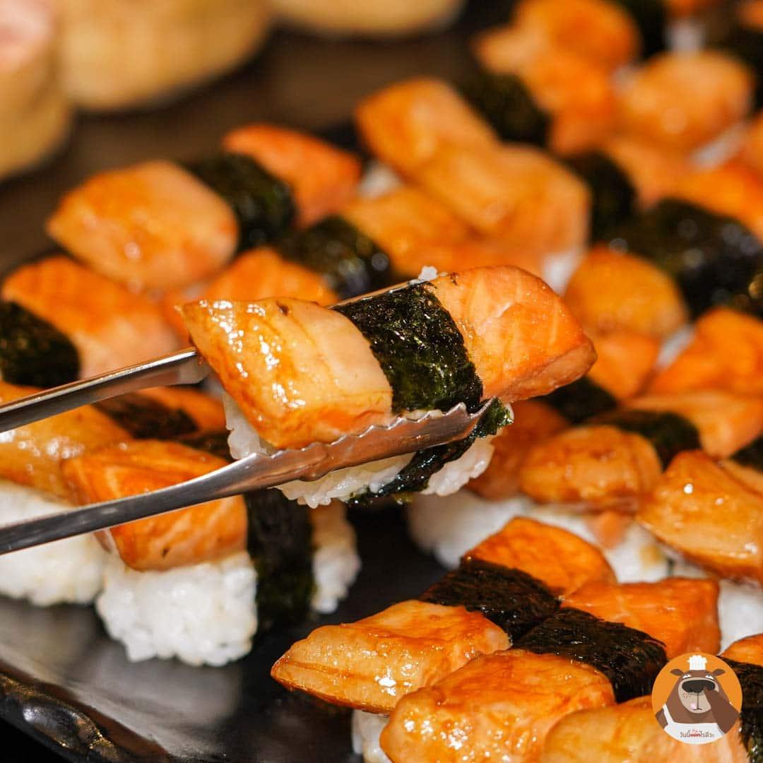 ซูชิท้องปลา